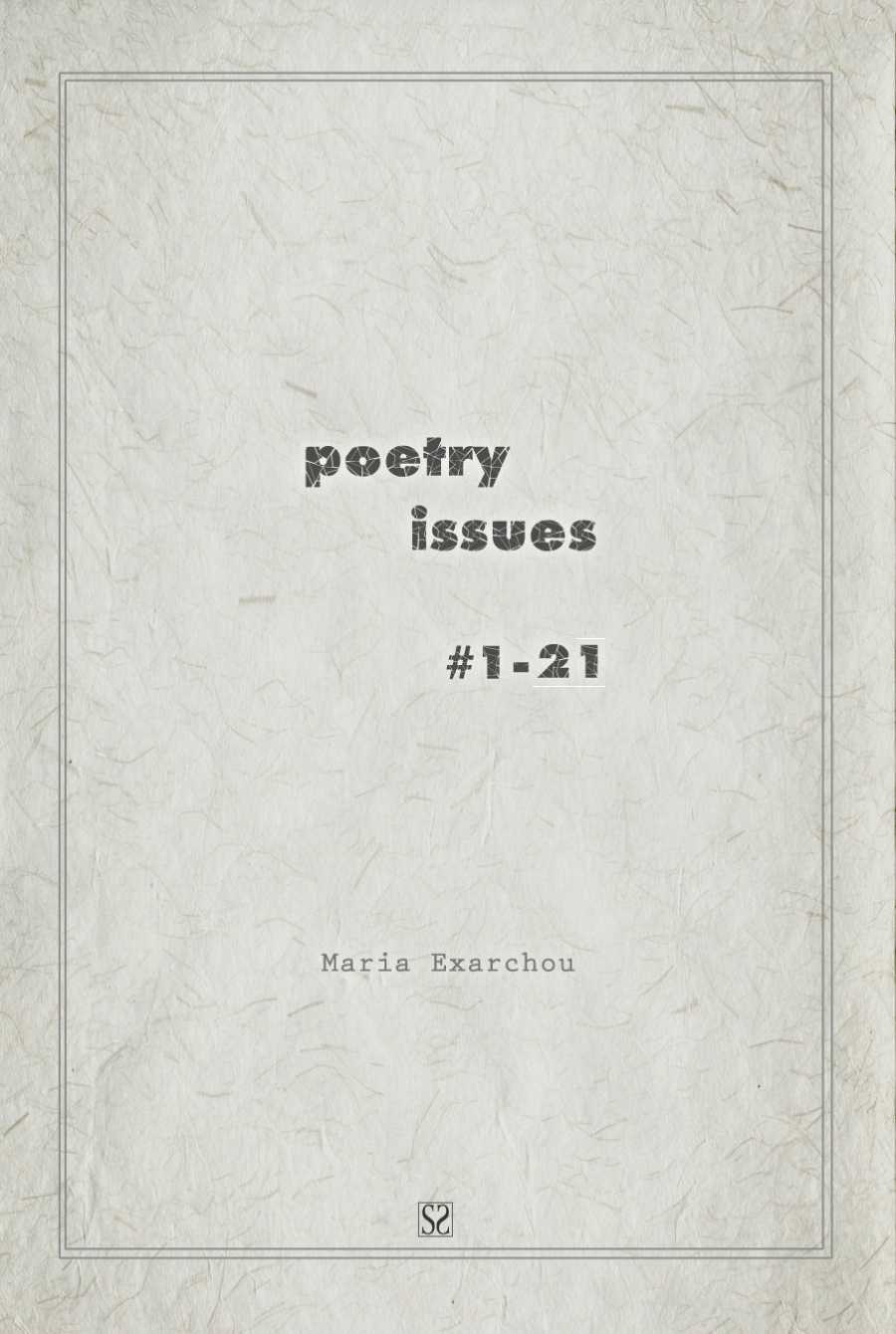 poetry issues #1-21